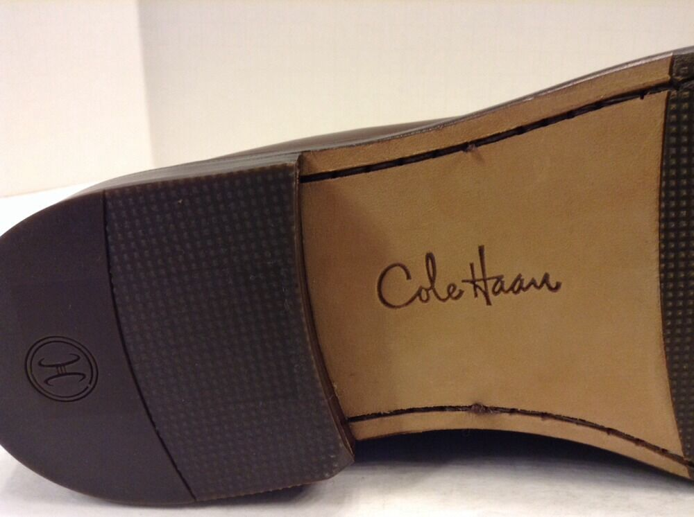 Cole Haan Bradenton 2 Gore Brown Slip On Loafers M Uomo 8 M Loafers  168 NIB C08304 3f8aff