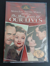 The Best Years of Our Lives DVD New 2000 Myrna Loy Fredric March FREE SHIPPING