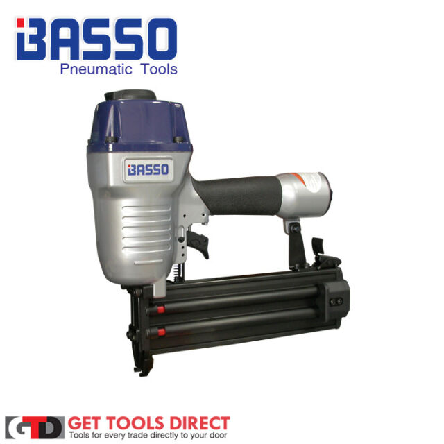 Basso Heavy Duty 2.2mm T Nailer 18-64mm BT2264A1  Gamer