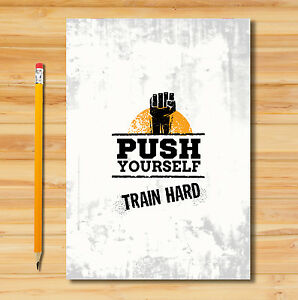 workout and exercise journal