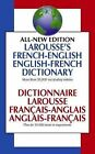 Larousse French English Dictionary Canadian Edition by Larousse Bilingual Dictionaries (Paperback / softback, 1997)
