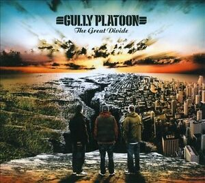 GULLY-PLATOON-Great-Divide-Digipak-CD-like-new-ex-music-store-stock