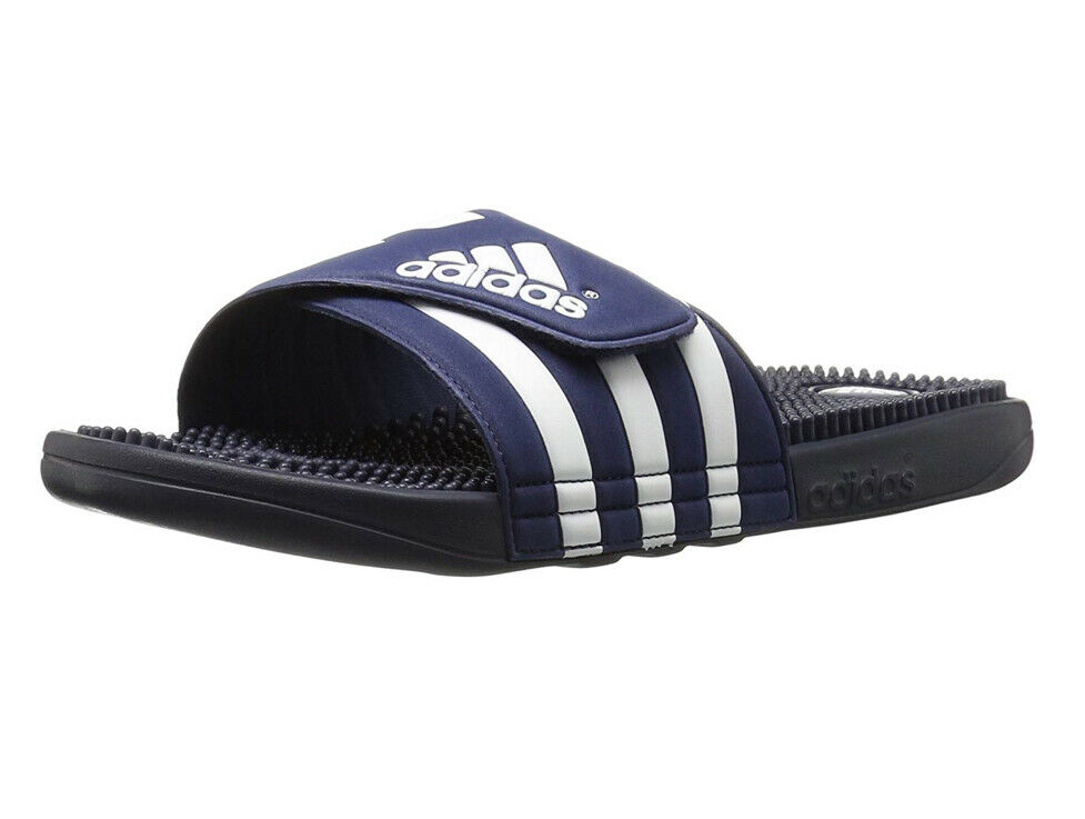 Adidas Unisex Adissage Slide Sandals, bluee