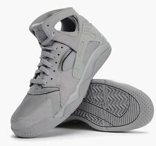 NIKE AIR FLIGHT HUARACHE 'GREY CROC' Wolf Grey Size UK 14 EU 49.5 New