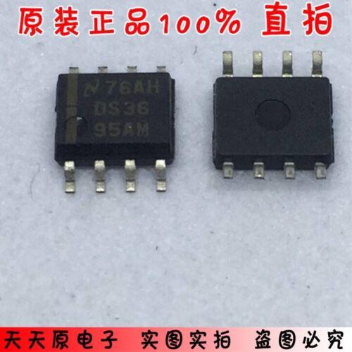 10PCS DS3695AM DS3695AMX SOP8 Multipoint RS485//RS422 Transceivers