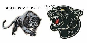 2PC~ASTROLOGICAL ZODIAC CANCER~IRON ON APPLIQUE