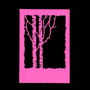 Metal-Steel-Cutting-Dies-Stencil-Embossing-Scrapbooking-DIY-Photo-Album-Decor-AU