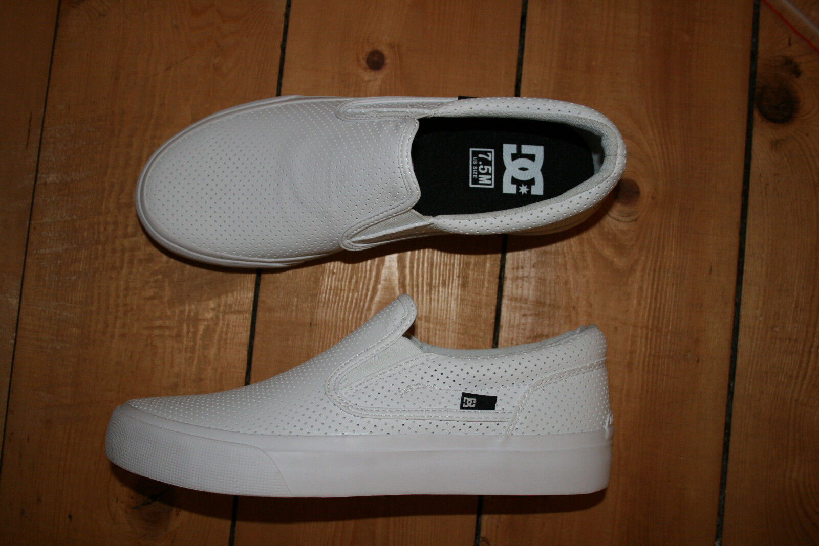 DC Schuhes Trase Trase Schuhes Slip on LE SN 57d9dc