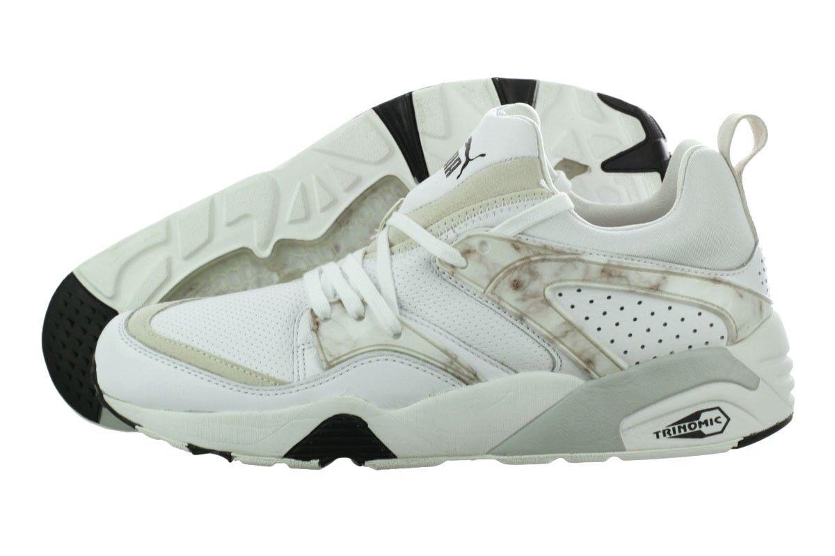 Puma Blaze of Glory Marble Neu Sneaker Neu Blanc Gr:43 35851701 the disc system