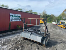 2018 Bobcat Frc60 60 High Flow Mulching Attachment For Skid Steer Loaders