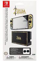 Nintendo Switch Zelda Botw Collectors Edition Screen Protection & Skins