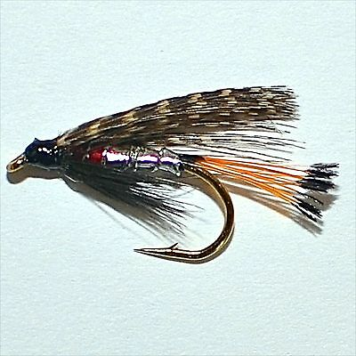 Peter Ross Trout & Grayling Wet Fly fishing flies by Dragonflies