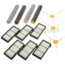 Extractor Brush& HEPA Filter Kit Replacement For iRobot Roomba 800/900 Series