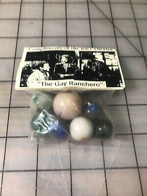 Compliments Of The Rio Theatre The Gay Ranchero Toy Marbles