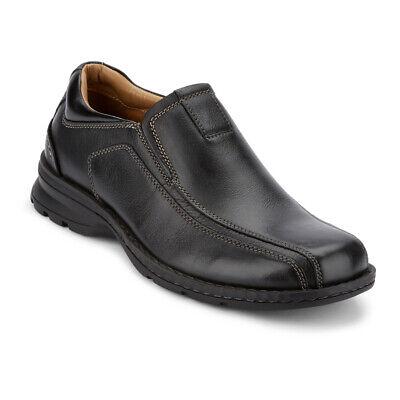 Dockers Mens Calamar Genuine Leather Dress Casual Slip-on Comfort Loafer Shoe
