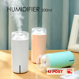 USB-LED-Ultrasonic-Home-Office-Car-Humidifier-Air-Diffuser-Purifier-Atomizer-Lot