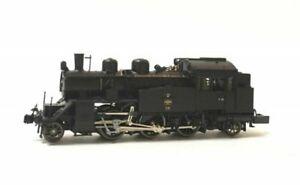 2022-1-KATO-12-Model-train-N-gauge-JNR-steam-locomotive-F-S-from-Japan