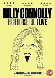 Billy-Connolly-Alta-Cavallo-Tour-Live-Nuovo-2016-Show-Universale-UK-Sigillato