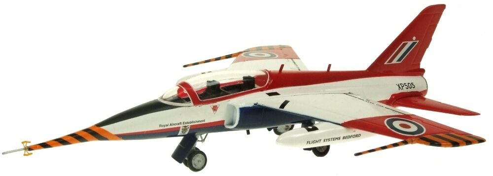Aviation 72 AV7222001  - 1 72 Scale FOLLAND GNAT T1 XP505 Aircraft