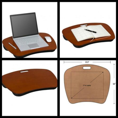 """LapGear XL Executive 17.3/"""" Laptop Holder Stand Desk Notebook Bed Tray Free Ship"""