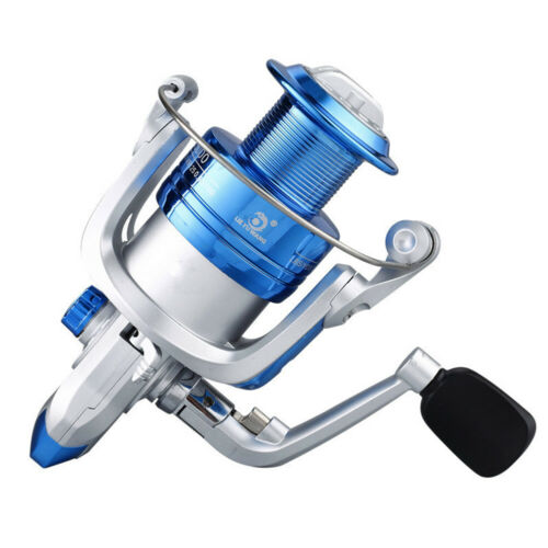 Right Hnaded 5.5:1 YD500-YD6000 Spinning Wheel Fishing Reel Spool Folding Left