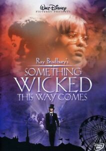Something Wicked This Way Comes [New DVD]