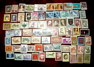 CatalinaStamps-World-Wide-Lot-in-Stock-Album-282-Stamps-Lot-D90