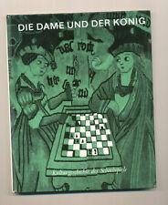 Schach Die Dame und der König Aladin Lampe Kulturgeschichte des Schachspiels