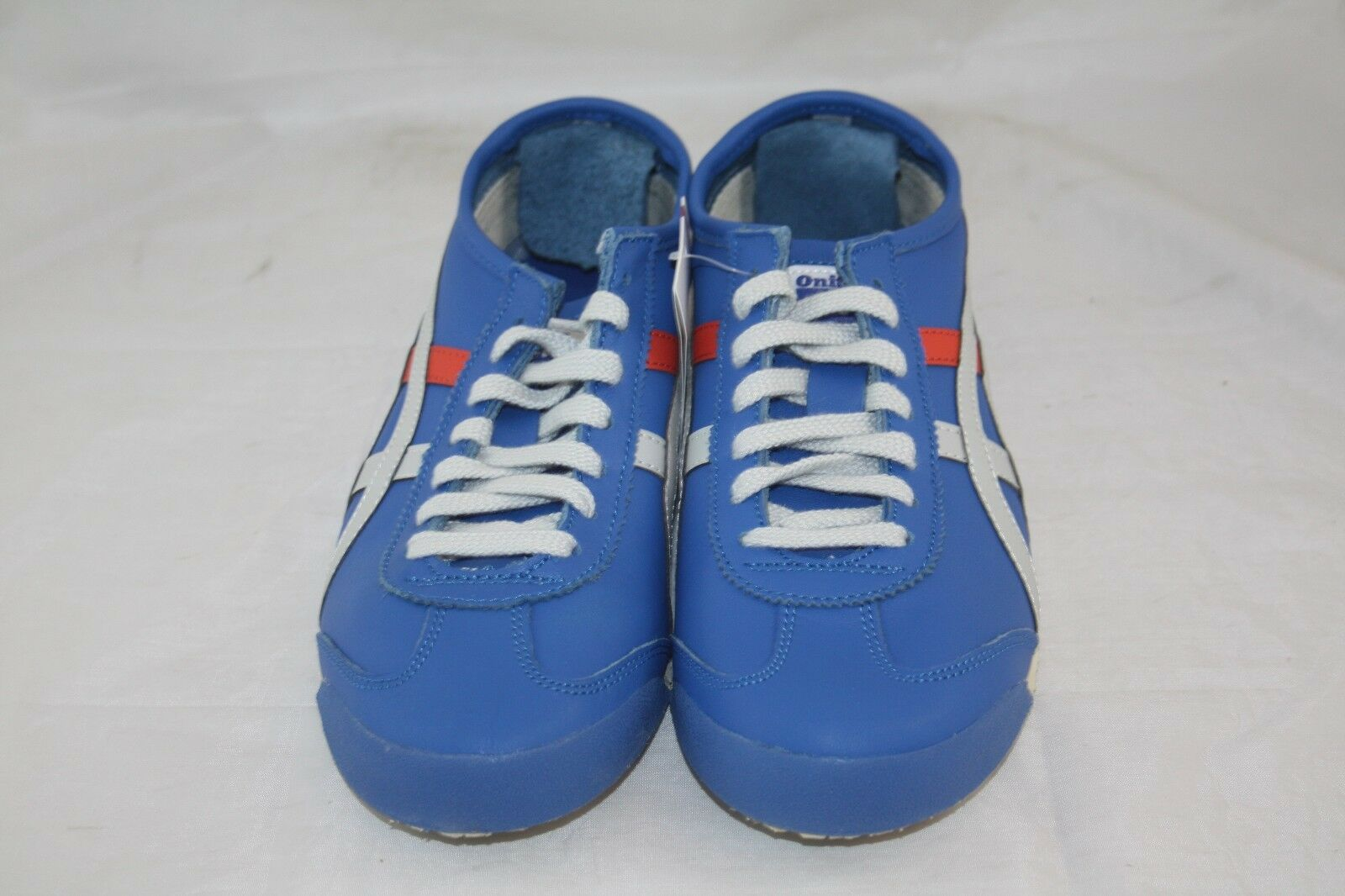 ASICS D4J2L-4410 MEXICO 66 STRONG bleu/SOFT GREY hommes Chaussures TIGER ONITSUKA TIGER Chaussures e789bf