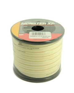 Monster Cable XP Speaker Wire Navajo White 30 FT MiniSpool ...