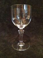 Baccarat Normandie Claret Wine Glass