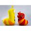 Korea-Hilarious-Insect-Larva-4-034-2PCS-Farting-Larva-Plush-Toy-Birthday-Xmas-Gift thumbnail 7