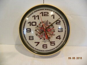 Vintage Seth Thomas Kitchen Brite Wall Clock | eBay