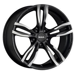 CERCHI-IN-LEGA-MAK-LUFT-ICE-BLACK-18-034-7-5J-5X120-BMW-SERIE-1-3-PORTE-08-2011-amp