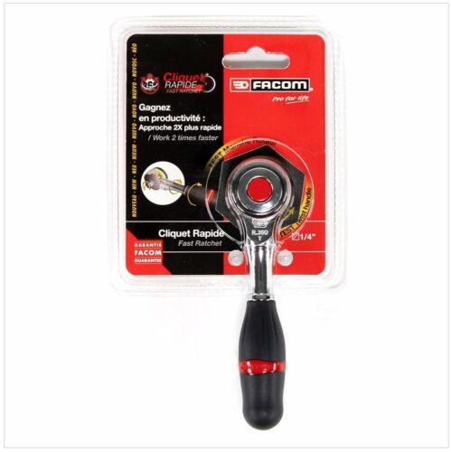 Cliquet Rapide A Manche Rotatif 1//4 FACOM R360PB Outil Bricolage Réparation Pro