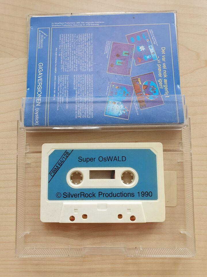 ** SOLGT ** Super Oswald, Commodore 64