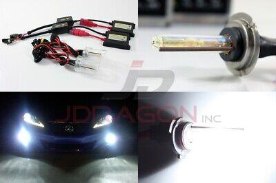 2/x H7R HID Kit 6000/K Xenon Wei/ß Reflektor 35/W Scheinwerfer Scheinwerfer Leuchtmittel Lampen