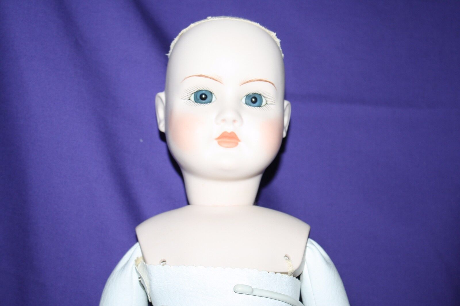 Doll Simon & Halbig Mold 914 12 1/2 Reproduction 24  Soft Body blu eyes