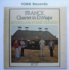 DSLO 46 - FRANCK - Quartet in D Major FITZWILLIAM QUARTET - Ex Con LP Record