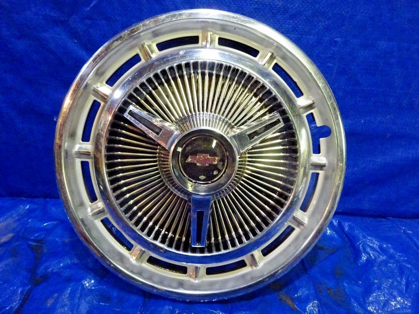 1965 1966 Chevrolet Ss Spinner Hubcaps Set Of Four Ebay Chevy Impala Wheels Norton Secured Powered By Verisign