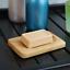 Creative Wooden Natural Bamboo Soap Dish New Natural Wooden Bath Bamboo Box