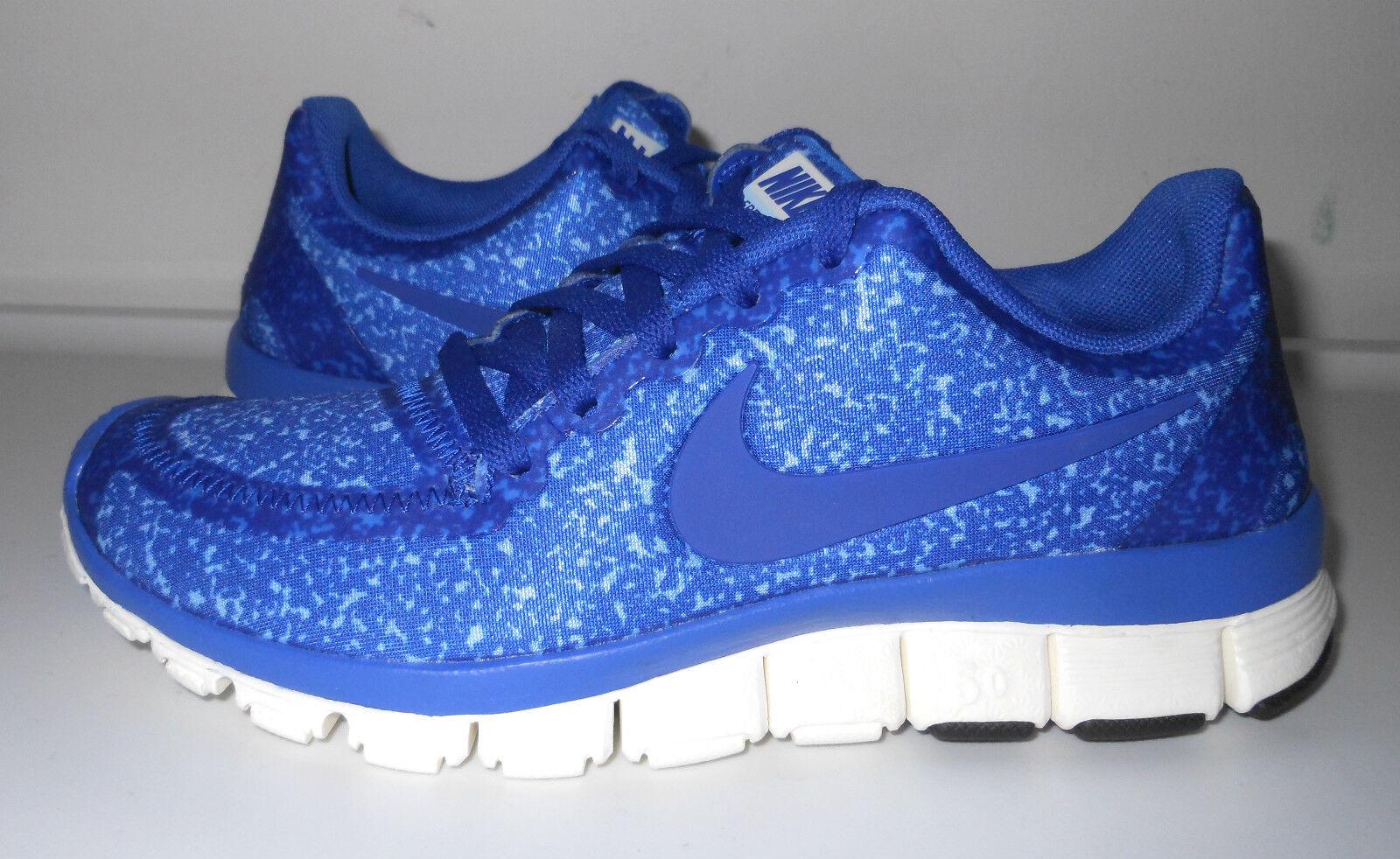 Nike sz 5 donne - sz gioventù libera v4 scarpe nuove 511281 403 blu