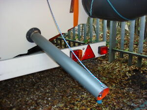 NEW-DRAIN-TRUNK-COMPLETE-KIT-Elephant-Tube-Rib-Inflatable-Transom-Boat-Bailer