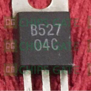 B527 D357 TO-220 Transistor 5pair 2SB527 2SD357