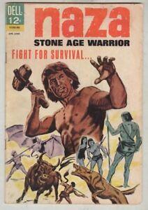 Naza-Stone-Age-Warrior-2-April-1964-VG