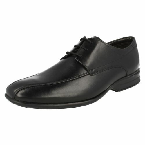 cordones negro hombre para Clarks zapatos con gadwell sobre qftU1w8