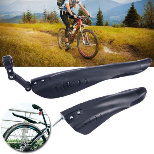 Fahrrad Kotflügel Spritzschutz Fahrrad 29 26 28 Zoll MTB-Kit vorne hinten Heiß