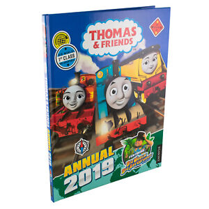 Thomas-and-Friends-Annual-2019-Hardback-Activities-Games-Quizzes-Percy-Jame