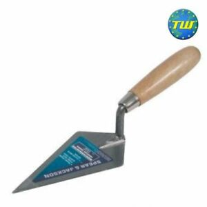 Amtech Plugging Chisel Pointing Mortar Cement Remover Bricklayers Builder Tool