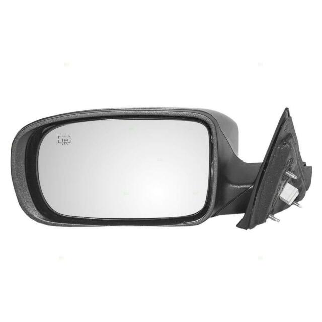 New Driver Side Power Heated Mirror For 11-12 Chrysler 200
